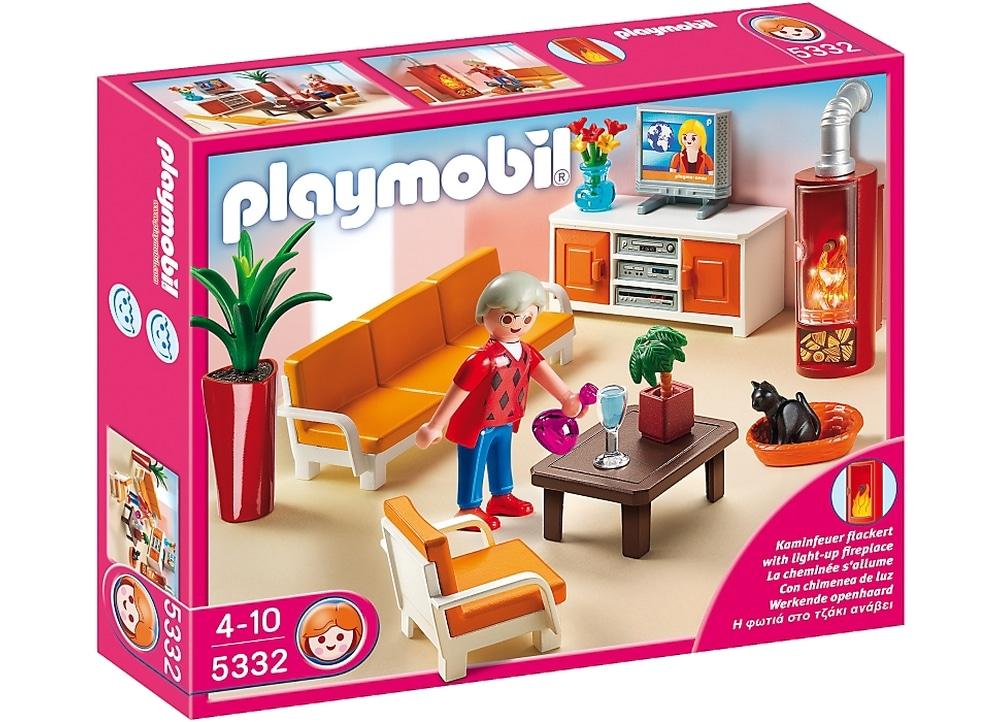 Playmobil 5332 public - Playmobil wohnzimmer 5332 ...