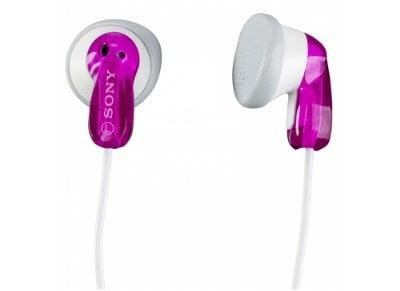 Ακουστικά Sony Ροζ MDR-E9LP