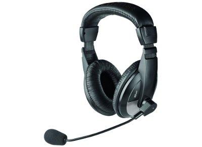 Ακουστικά Κεφαλής Trust Pulsar 16904 Headset Μαύρο