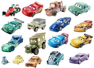 Αυτοκινητάκια Disney Cars 2