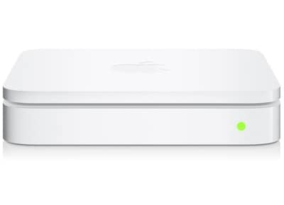 Apple AirPort Extreme Base Station MD031Z/A - Access Point - Ασύρματο