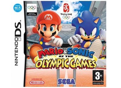 DS Used Game: Mario & Sonic at the Olympic Games gaming   used games   ds used