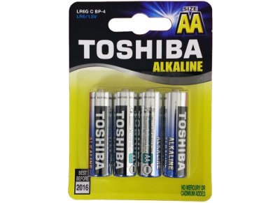 Μπαταρία Toshiba AA LR6 BP4