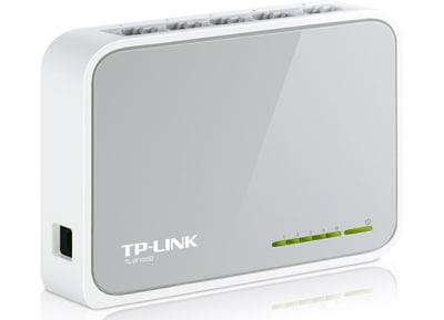Διανομέας Δικτύου TP-Link TL-SF1005D - 5 Port Network Switch