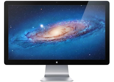 "Οθόνη 27"" Apple Thunderbolt Display MC914ZM/A"