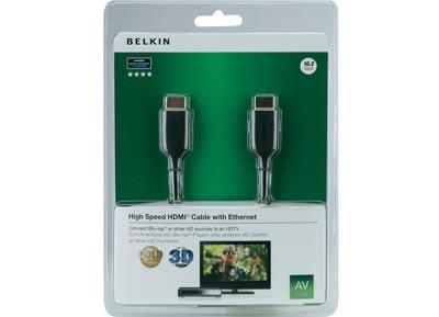 Καλώδιο HDMI Belkin F3Y021BF1M - 1m