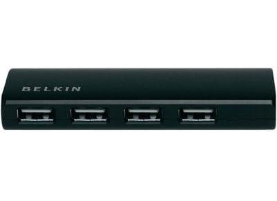 USB Hub 2.0 Belkin Ultra-Slim Series 4 ports