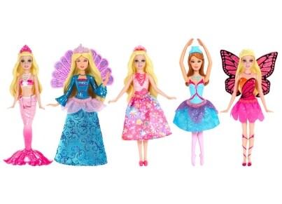 Κούκλα Μίνι Barbie Πριγκίπισσα (1 Τεμάχιο)