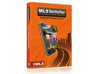 GPS MLS Destinator Android Phone Edition - Χάρτες Ελλάδας & Κύπρου