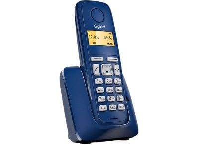 Gigaset A120 Ασύρματο Τηλέφωνο Μπλε