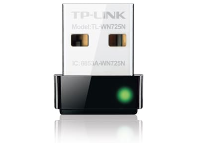 Ασύρματη κάρτα δικτύου - TP-Link TL-WN725N USB adapter