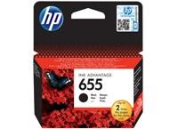 Μελάνι Μαύρο HP InkJet 655 CZ109AE