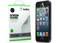 Μεμβράνη οθόνης iPhone 5/5s/5c - Belkin Screen Guard Transparent F8W179CW3 - 3 τεμ