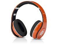 Ακουστικά Κεφαλής Beats by Dr. Dre Studio Πορτοκαλί