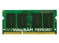 Kingston KVR16S11S8/4 - 4 GB - Μνήμη RAM - DDR3
