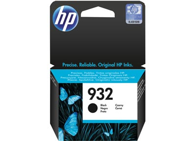 Μελάνι Μαύρο HP 932 CN057AE