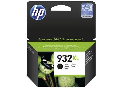 Μελάνι Μαύρο HP 932XL (CN053AE)
