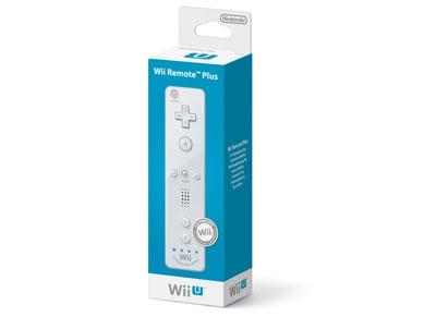 Remote Plus - Nintendo Wii U - Λευκό gaming   αξεσουάρ κονσολών   wii u   χειριστήρια