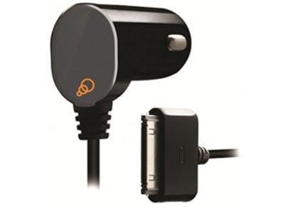 Φορτιστής Αυτοκινήτου Apple 30 Pin - Cygnett CY0344PAAUT Μαύρο
