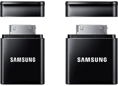 Αντάπτορας USB - Samsung Connection Kit for Galaxy Tab 10.1 EPL-1PLRBEGSTD Μαύρο