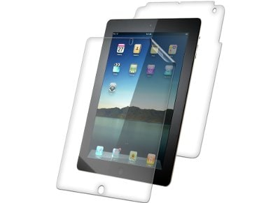 Μεμβράνη οθόνης iPad 2/3rd Gen - Zagg Invisible Shield Full Body APPIPAD3LE
