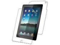 Μεμβράνη οθόνης iPad Mini - Zagg Invisible Shield Full Body APPIPADMINLE