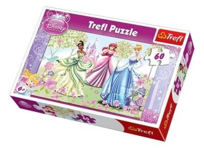 Παζλ Princess Stroll Through the Garden (60 Κομμάτια)