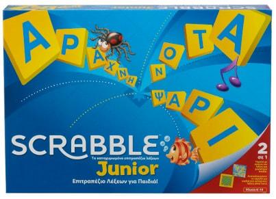 Επιτραπέζιο Mattel Scrabble Junior  (Y9672)