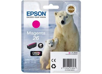 Μελάνι Ματζέντα Epson T2613