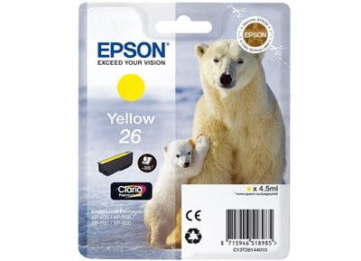 Μελάνι Κίτρινο Epson T2614