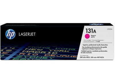 Τόνερ Ματζέντα HP 131A Pro CF213A