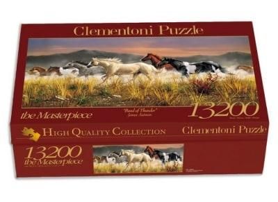 Puzzle Clementoni High Quality Collection: Band of Thunder - 13200 κομμάτια (1220-38006)
