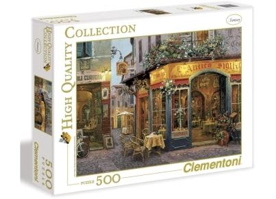 Παζλ Ιταλική Ταβέρνα Clementoni High Quality - 500 Κομμάτια