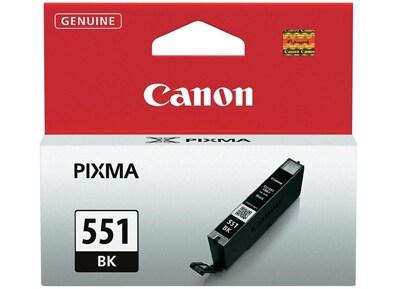 Μελάνι Μαύρο Canon CLI-551
