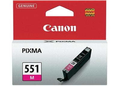 Μελάνι Ματζέντα Canon CLI-551 MGN