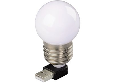 Hama Bulb Notebook Light - 12148 - USB - Λευκό