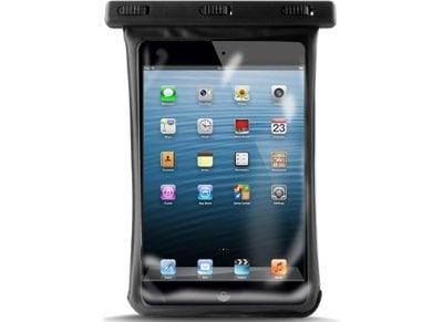"""Puro Waterproof Slim - Αδιάβροχη Θήκη Tablet 7.9"""" - Μαύρο"""