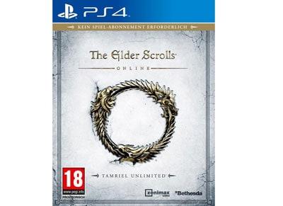The Elder Scrolls Online Tamriel Unlimited - PS4 Game gaming   παιχνίδια ανά κονσόλα   ps4