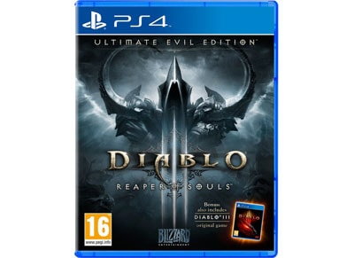 Diablo III: Ultimate Evil Edition - PS4 Game