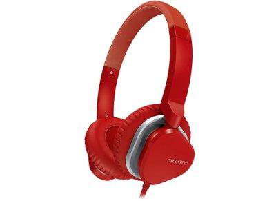Ακουστικά κεφαλής Creative Hitz MA2400 Headset Κόκκινο