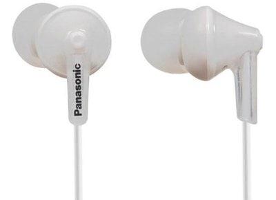 Ακουστικά Panasonic Λευκό RP HJE125Ε