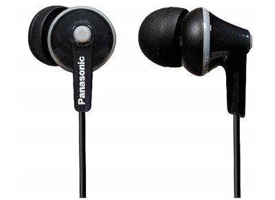 Ακουστικά Panasonic Μαύρο RP HJE125Ε