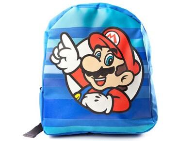 Τσάντα Πλάτης Nintendo Mario - Μπλε gaming   gaming cool stuff   πορτοφόλια   τσάντες