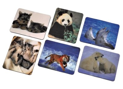 Mousepad Hama Animals (54736) - 1 τεμάχιο