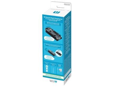 Σετ Ταχείας Φόρτισης - Nintendo Wii Remote