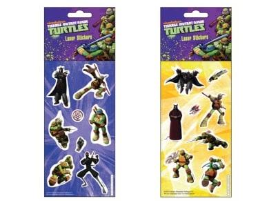 Αυτοκόλλητα Laser Ninja Turtles (1 τεμάχιο) (774-02010)