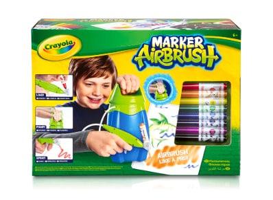 Αερογράφος Μαρκαδόρων Crayola