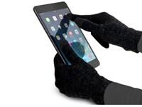 SBS Touch Gloves Medium Γκρι - Γάντια για οθόνη αφής TE0UGT1MK