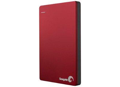 """Εξ. σκληρός δίσκος Seagate Backup Plus 1ΤB 2.5"""" USB 3.0 Κόκκινο STDR1000203"""
