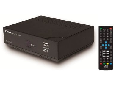 Αποκωδικοποιητής Osio OST-5075U τηλεοράσεις   αποκωδικοποιητές mpeg4